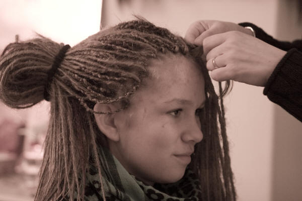 Dreads en dreadlocks